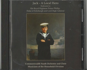 Jack: A Local Hero. Album cover